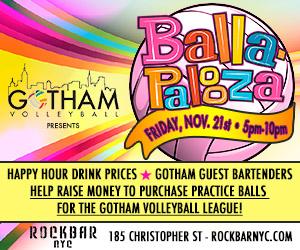 Fundraiser BallaPalooza Nov 21, 2014 5-10pm