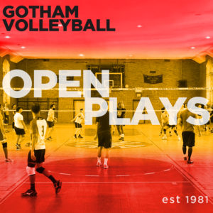 Red Open Play (D1-2, Power A-B) @ NYC Lab School | New York | New York | United States