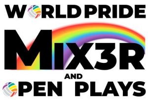 Rainbow Mix3r Friendship Tournament @ Bayard Rustin Educational Complex | New York | New York | United States